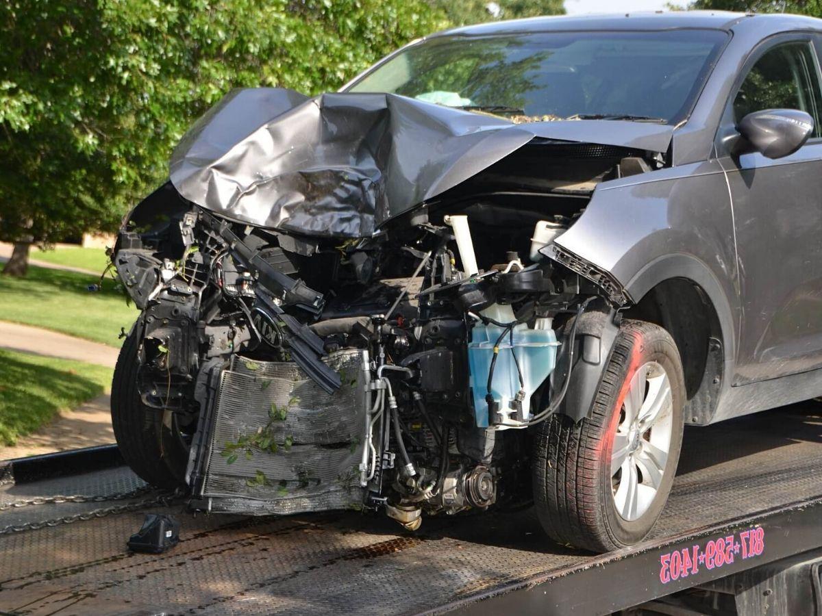Trafikuheld kan give piskesmæld/whiplash-nakkeskader