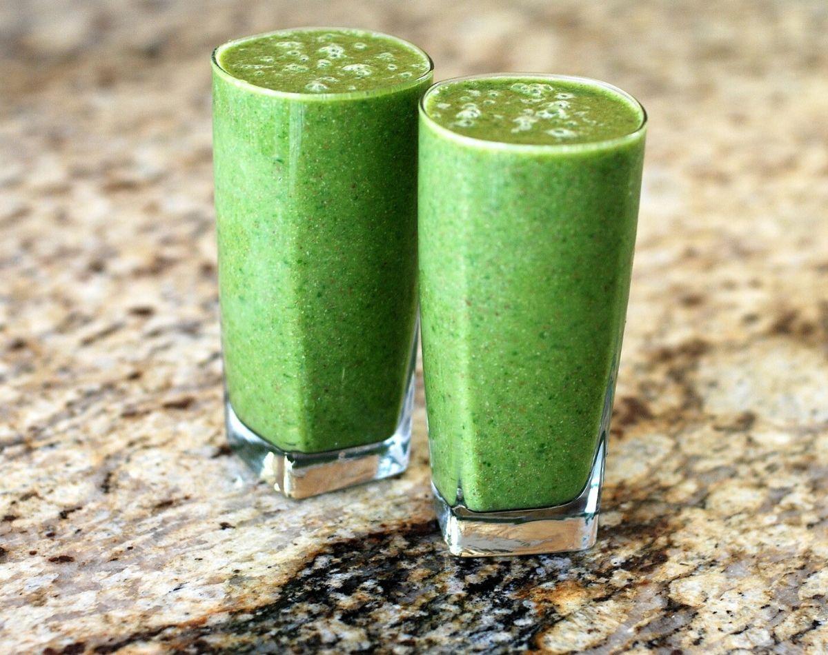 Start dagen med en hjernesund anti-inflammatorisk grøn smoothie