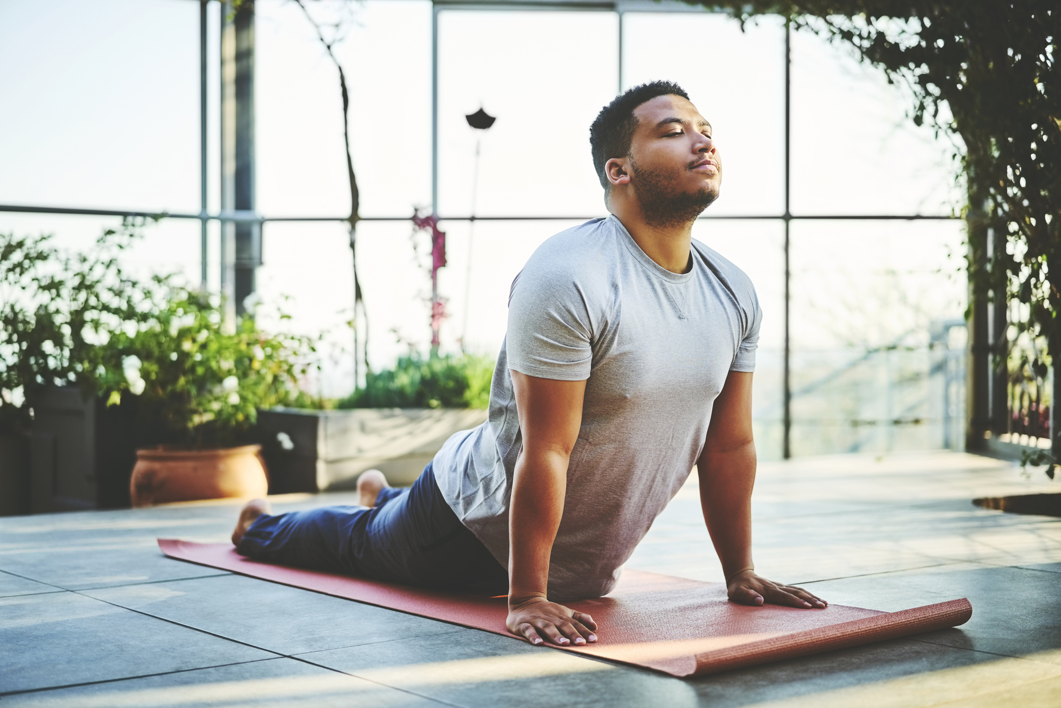 Yoga stimulerer vagusnerven