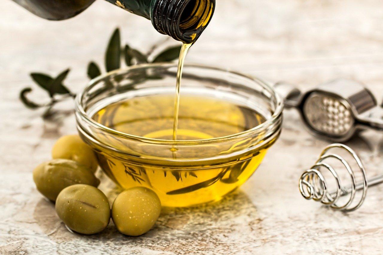Olivenolie er hjernesund kost